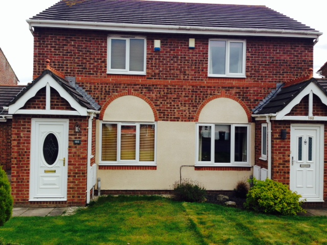 Monks Wood – 2 bed semi detached house