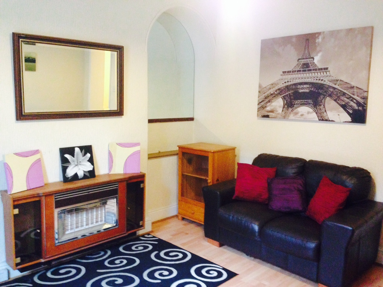 Ebor Street- 4 bed professional house-share